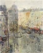 Mario Agostinelli - Street Scene