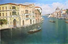 Antonio Iannicelli - Grand Canal, Venice