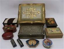 11 Decorative Boxes Jewelry  others