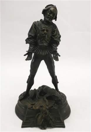 After Antoine Barye SontIls Gentils Bronze