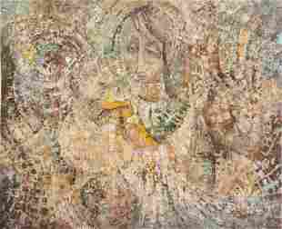 Paul Gerard Impressionist Madonna Child