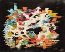 Richter  Contemporary Abstract III