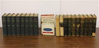 Works Abraham Lincoln / Writings Thomas Jefferson
