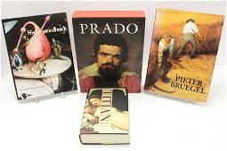 Master Books, Bosch, Bruegel, the Prado