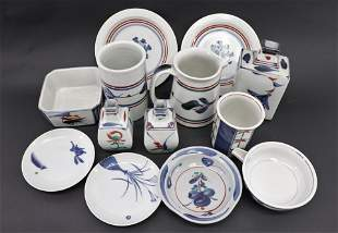 13 Modern Japanese Pieces of Porcelain