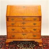 Eldred Wheeler Tiger Maple Slant Front Desk
