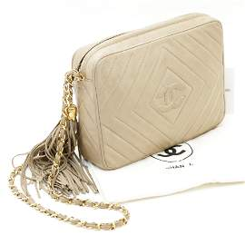Chanel - Camera Tassle Bag