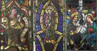 Ecclesiastical Leaded Stained Glass Windows