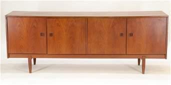 Manner of Arne Vodder, Rosewood Danish Sideboard