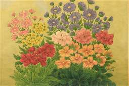 Andre Bauchant - Bouquet of Flowers O/C