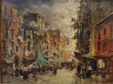 Giordono Felice  Street Scene OC