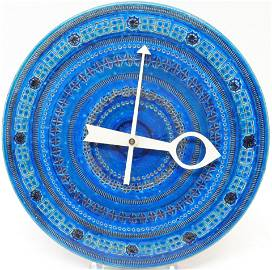 George Nelson Bitossi Meridian Wall Clock