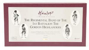 Britains for Hamleys Highlanders Toy Soldiers