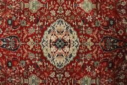 "Persian Style Wool Carpet, Korea, 8' 3"" x 11' 4"""