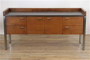 Knoll Style Credenza by Monarch