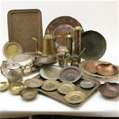 Turkish and Arabian Metal Objects