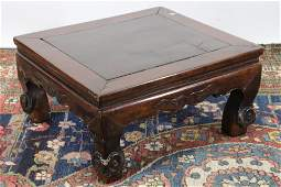 Chinese Low Table, 19th C.