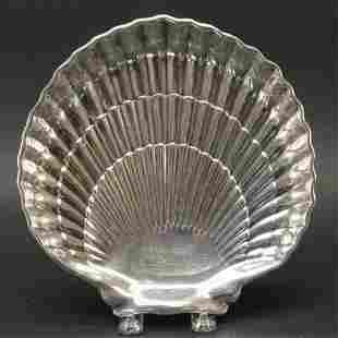 Gorham Sterling Silver Shell Dish