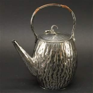 Attrib. Christopher Dresser, Hukin & Heath Teapot