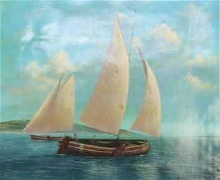 Scott Duncan - Fishing Boats
