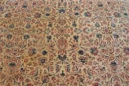 Persian Kashan Rug, c. 1930, 13' x 10'