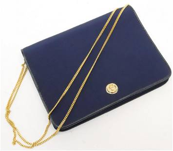Gucci Silk Evening Bag