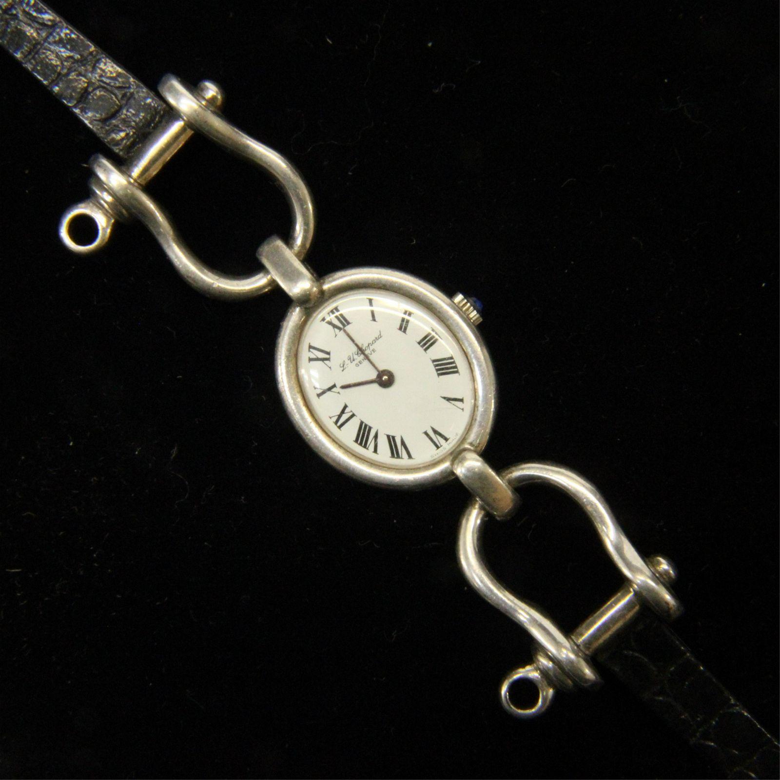 Vintage L U Chopard Ladies Watch