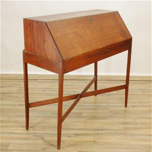 Early American Slant Front Desk Bureau