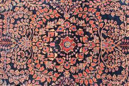 Kashan Wool Rug 9 x 12'-4