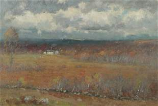 Joseph H. Greenwood - Autumn Landscape
