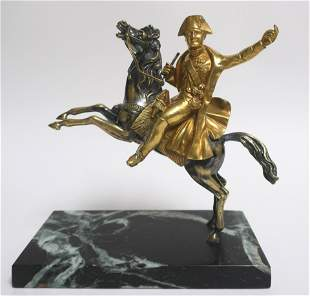 Napoleon Equestrian Group, 19th C.