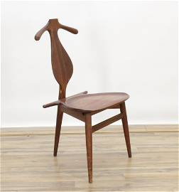 Hans Wegner Valet Chair, 1953, Johannes Hansen