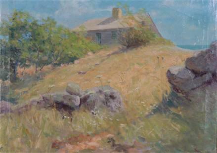 American School - Landscape