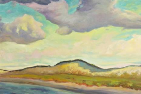 Roger Prescott Levin - Beach Landscape