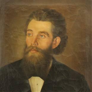 European School - Portrait of a Gentleman