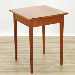 Thomas Moser Cherry Side Table