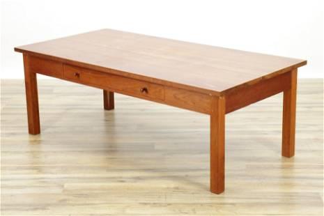 Thomas Moser Cherry Coffee Table