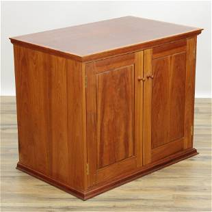 Thomas Moser Cherry Side Cabinet