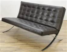 Ludwig Mies Van Der Rohe Design Barcelona Sofa