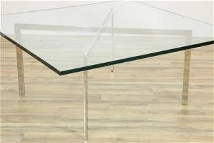 Mies Van Der Rohe Knoll Barcelona Coffee Table