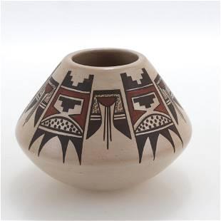Claudina Lomakema - Hopi Polychrome Jar