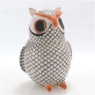Eva Histia - Acoma Owl