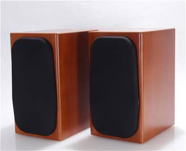 2 Vintage Monitor Audio GS10 Gold Series Speakers
