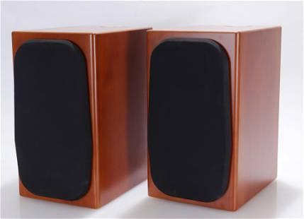 2 Monitor Audio GS10 Gold Series Speakers Vintage