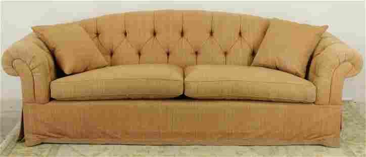 Custom Contemporary Upholstered Sofa