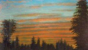 John Beerman, American, b. 1958, Sunset, 1993