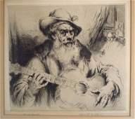Arthur William Heintzelman, 1890-1965, Two Prints