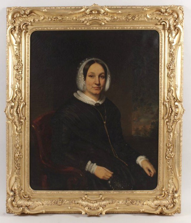 Samuel Lovett Waldo, Portrait, c. 1835