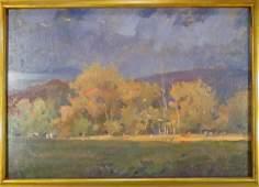 Gary Fifer, Am., Autumn Evening, O/C
