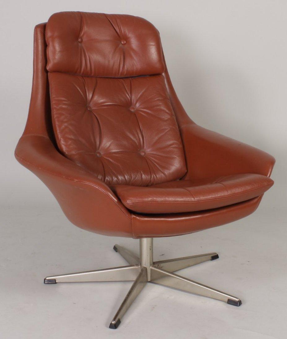 H.W. Klein for Bramin Mobler Armchair, c. 1970's